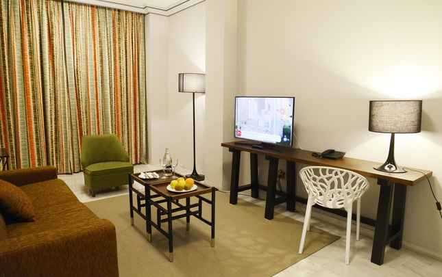 JUNIOR SUITE KING SIZE Hotel San Pablo Sevilla
