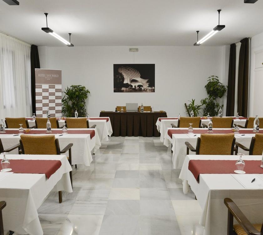 sale eventi Hotel San Pablo Sevilla Hotel San Pablo Sevilla Siviglia